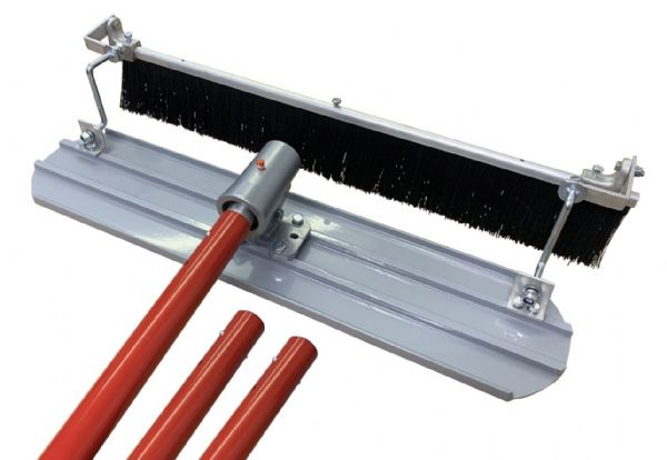 Concrete Broom & Mag Float Kit 3ft or 4ft Options